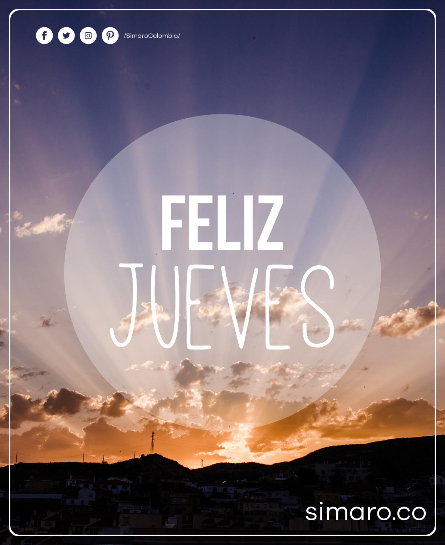 Ya Casi Viernes Bonitas Feliz Jueves Saludos De Buenos Dias