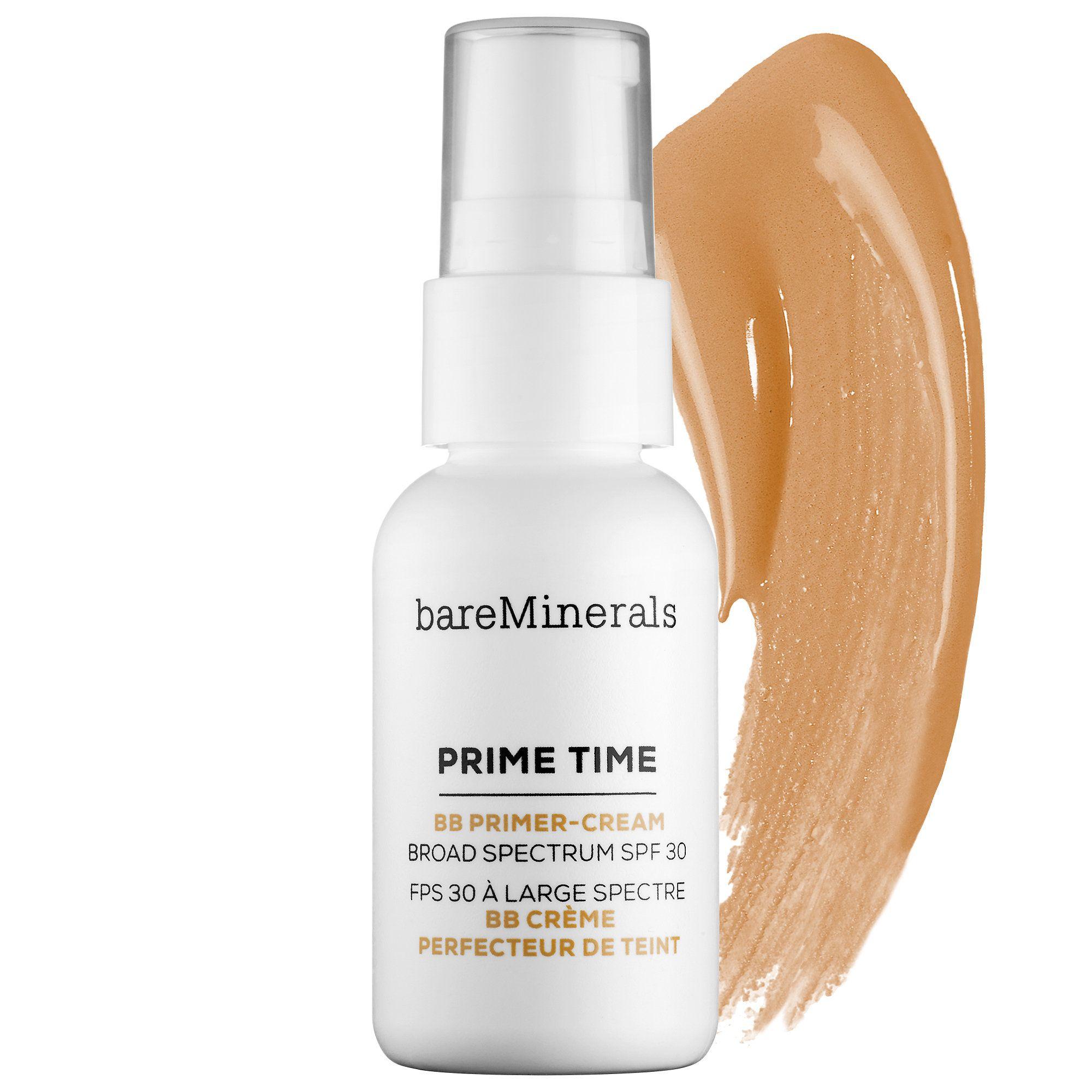 Prime Time BB PrimerCream Daily Defense Broad Spectrum