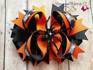 Gypsy Spoonful Marketplace: GypsySpoonful Bows and More by T Spider Bow