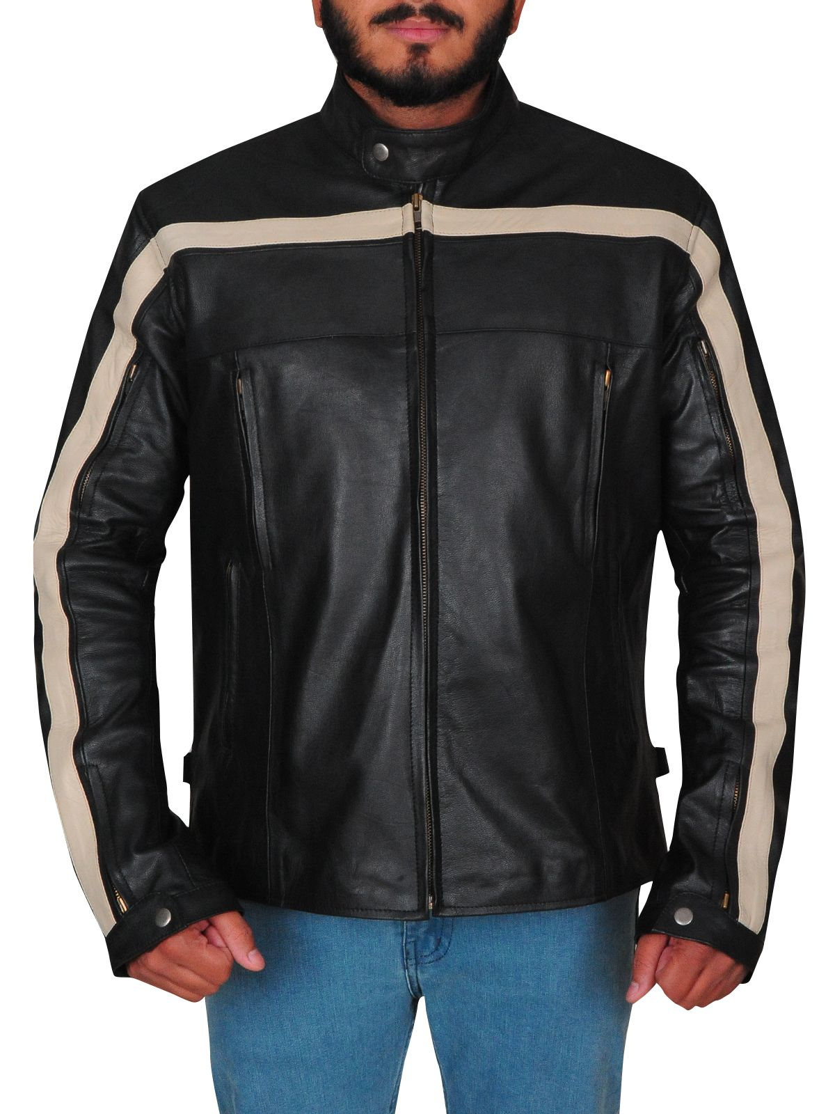 We are offering the classic JoeRocket Distinctive Leather