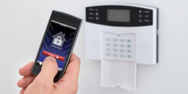 Home Automation Funk funk alarmanlage wie sicher ist funkalarmanlage alarmanlagen