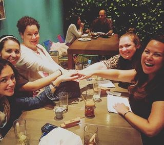 We're sharing culinary adventures this week! Reminiscing from our #Wanderful trip to #Peru with this awesome group of ladies! Share your own #foodie photos from around the world for #nostalgicnovember and remember to tag us and @jenesl760 in your photos for a chance to win! #foodpicks #culinaryadventures #girlstravel