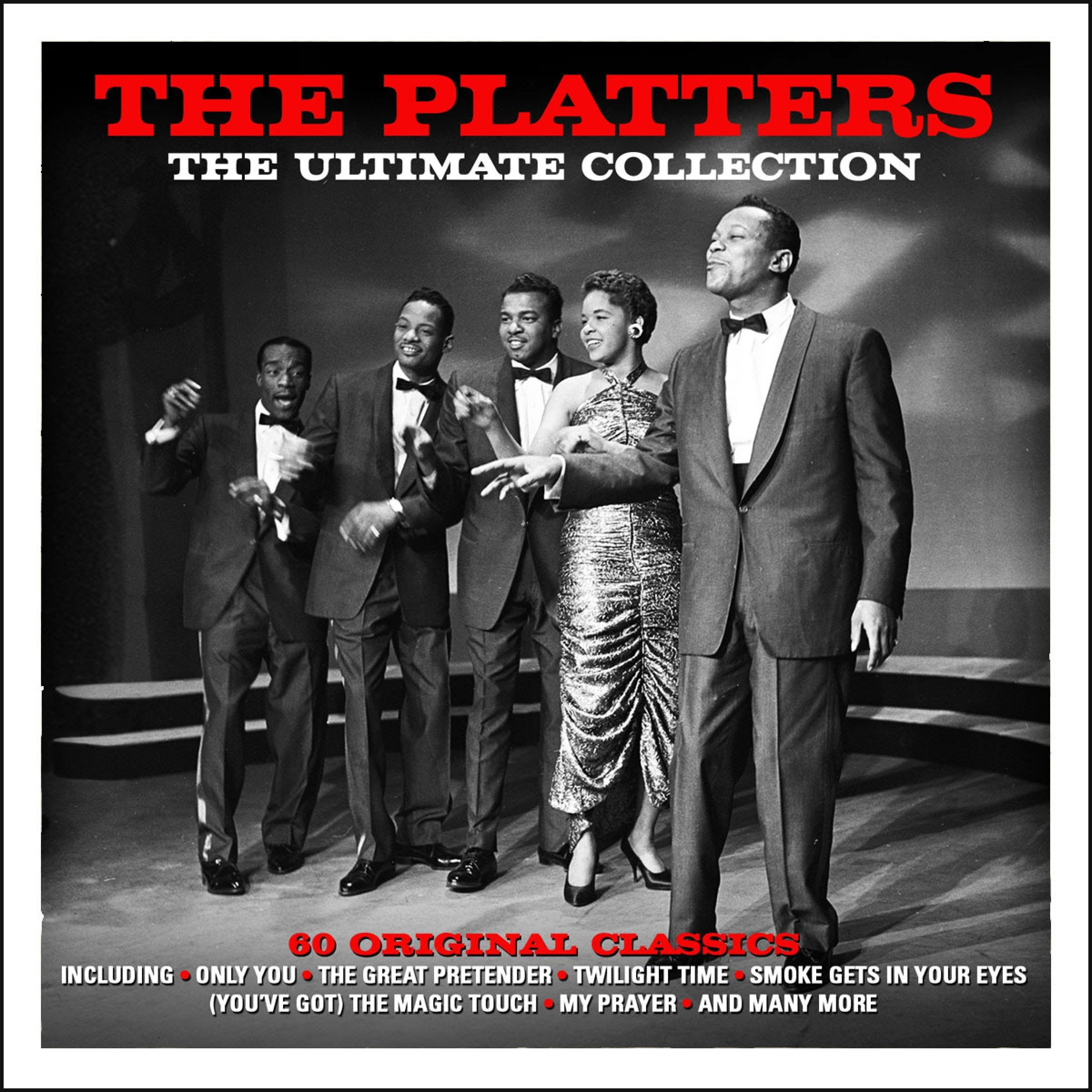 The Platters - The Ultimate Collection (Not Now Music) [Full Album]