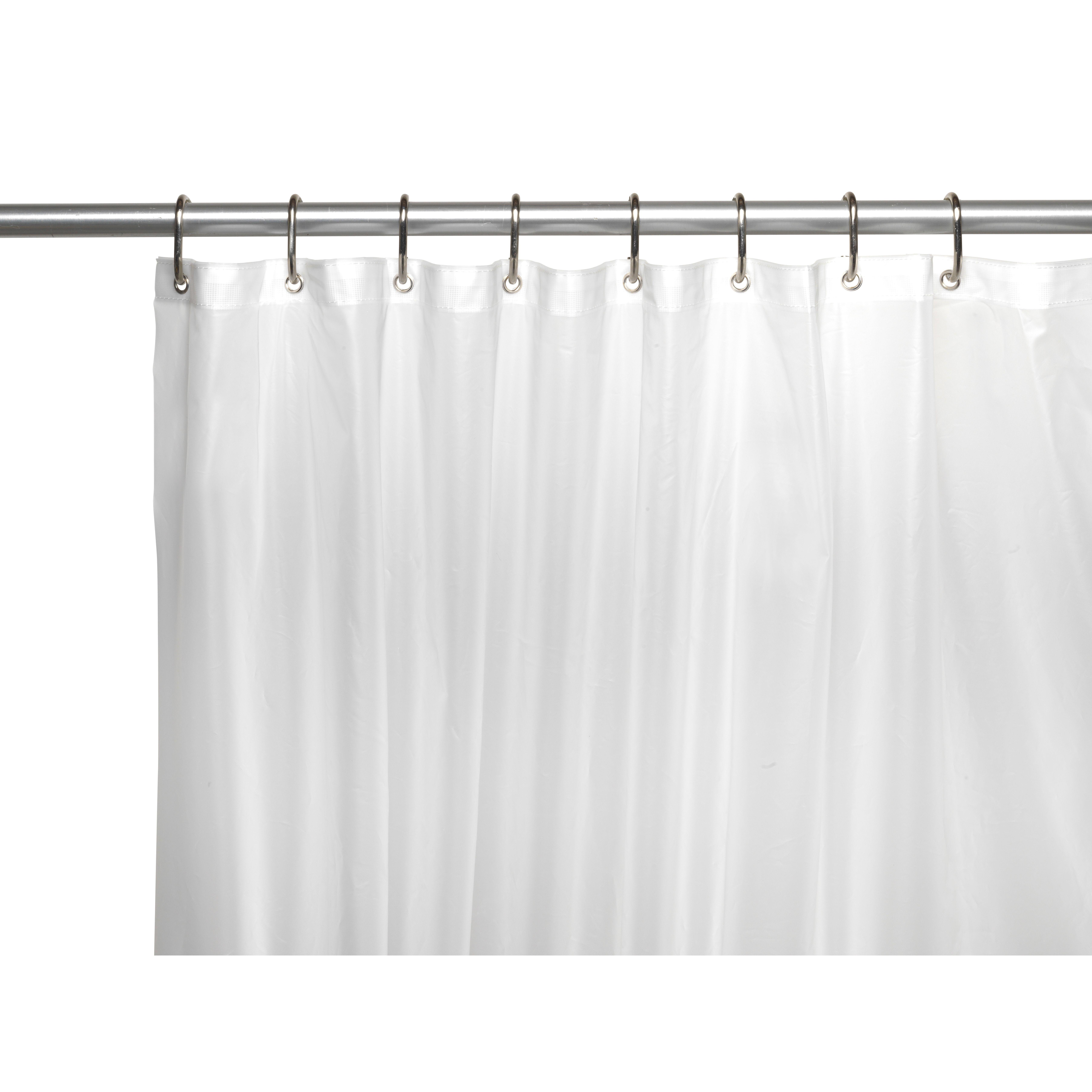 Safe Shower Curtain Liner