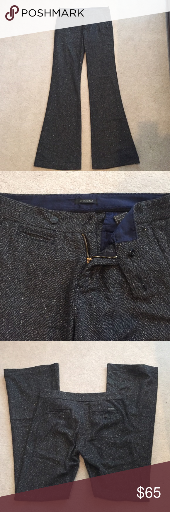 7 For All Mankind Bootleg Holiday Pant 7 For All Mankind Bootleg Holiday Pant - Super comfortable stretch pant 7 For All Mankind Pants Trousers