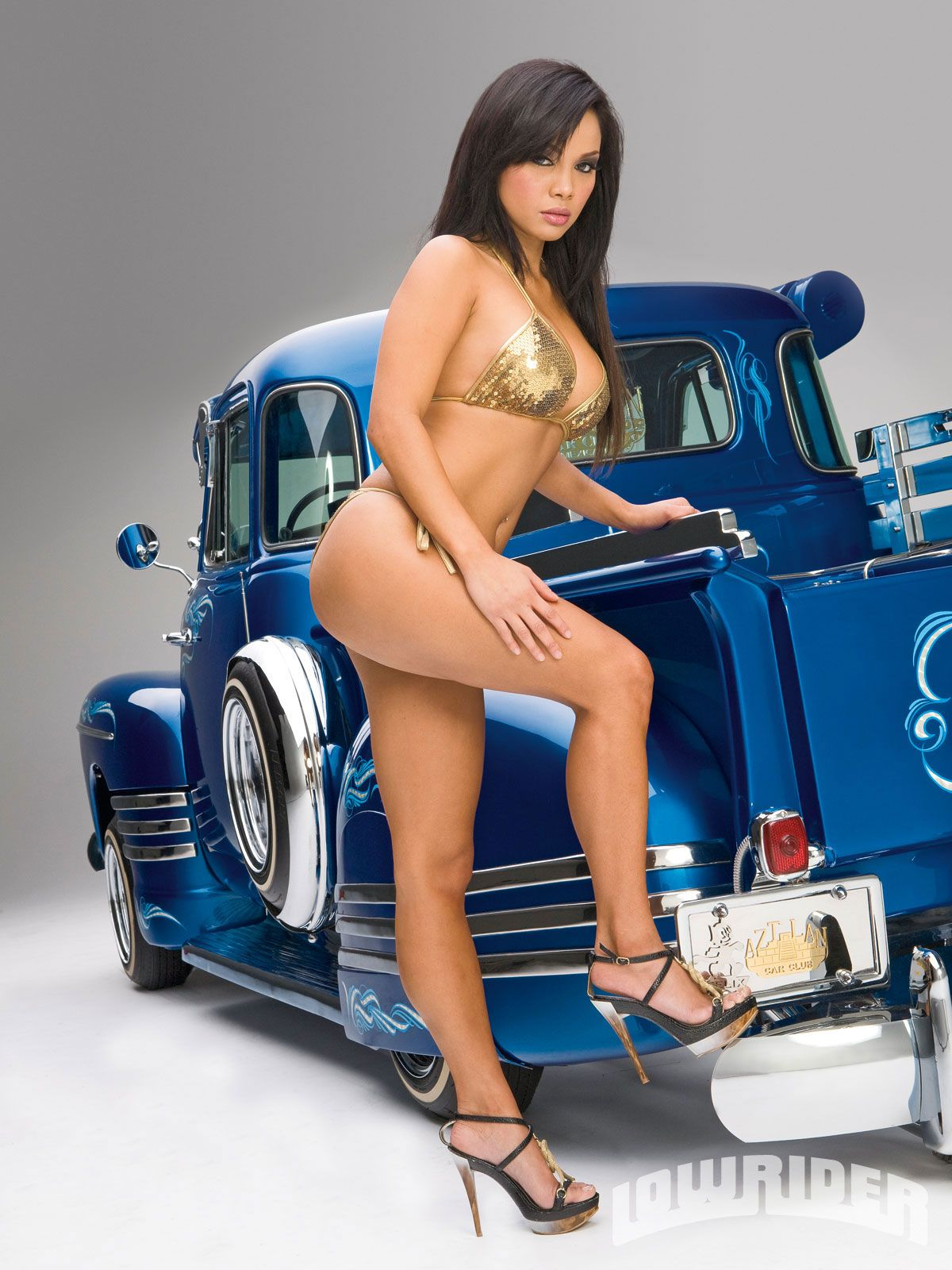 lowrider girls zuleyka naked