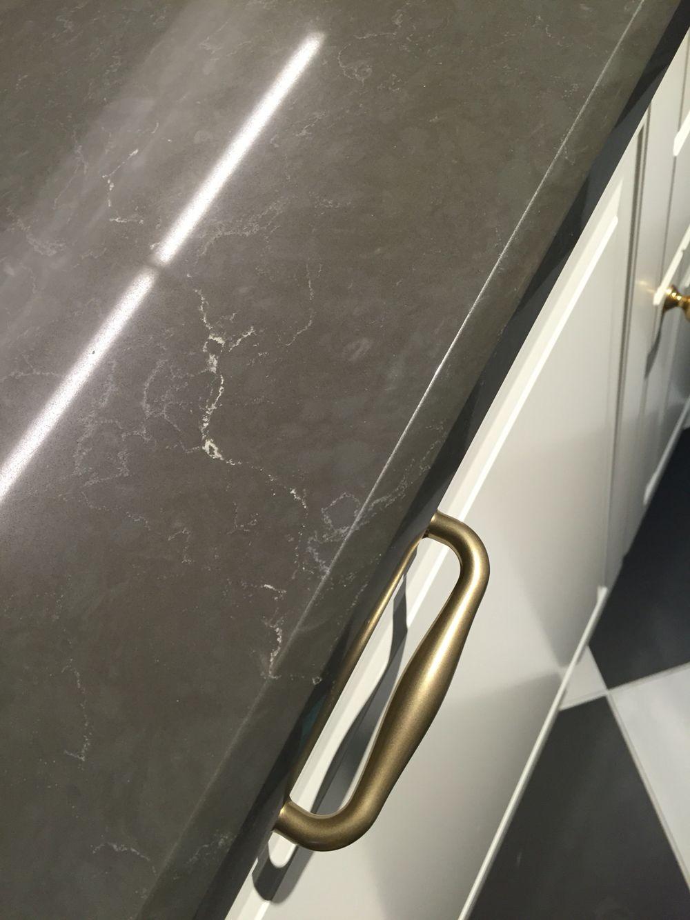 Ikea Charcoal Quartz Pietra Grey 3cm Thick 89 A Sq Ft