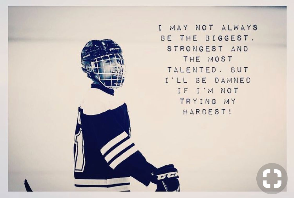 Pin By Danielle Aiello Berlepsch On It S Funny Because It S True Haha Hockey Quotes Hockey Kids Hockey Mom Quote