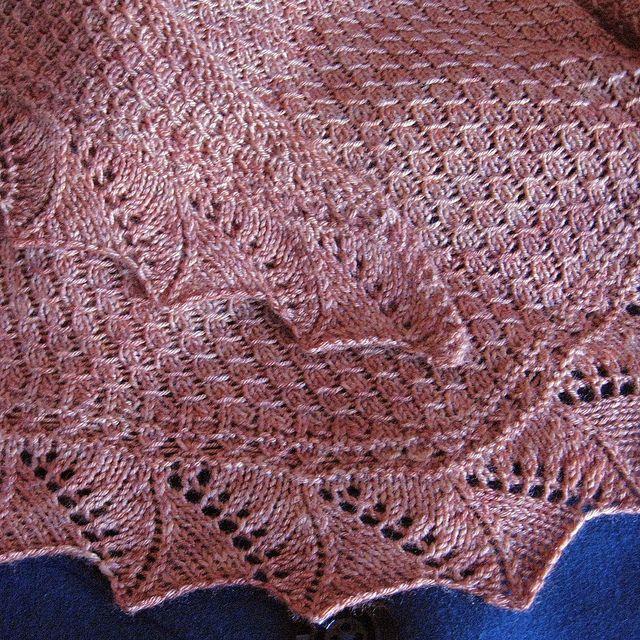 square cropped tiare | Chal, Tejido y Muestras de tejido