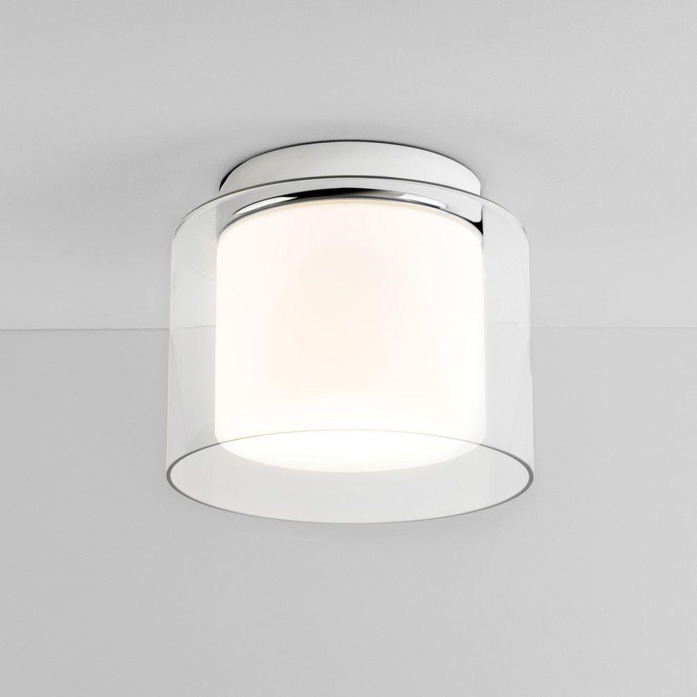 Deckenleuchte Arezzo In Chrom E27 Ip44 Badezimmer Licht Helle Badezimmer Und Beleuchtungsideen