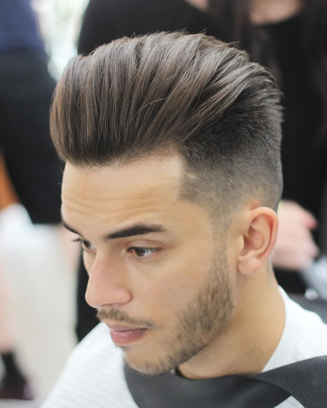 Cool  Hottest Mens Hairstyles For Straight Hair Try Something - Straight hair styles for men