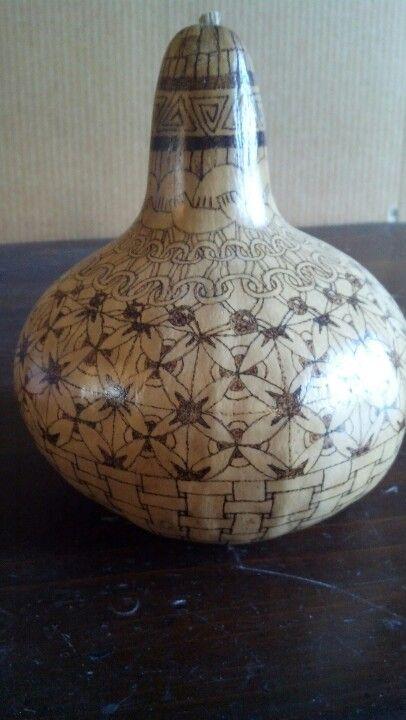 Tangled gourd