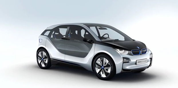 Bmw Ireland Announces Pricing For The New Electric Bmw I3