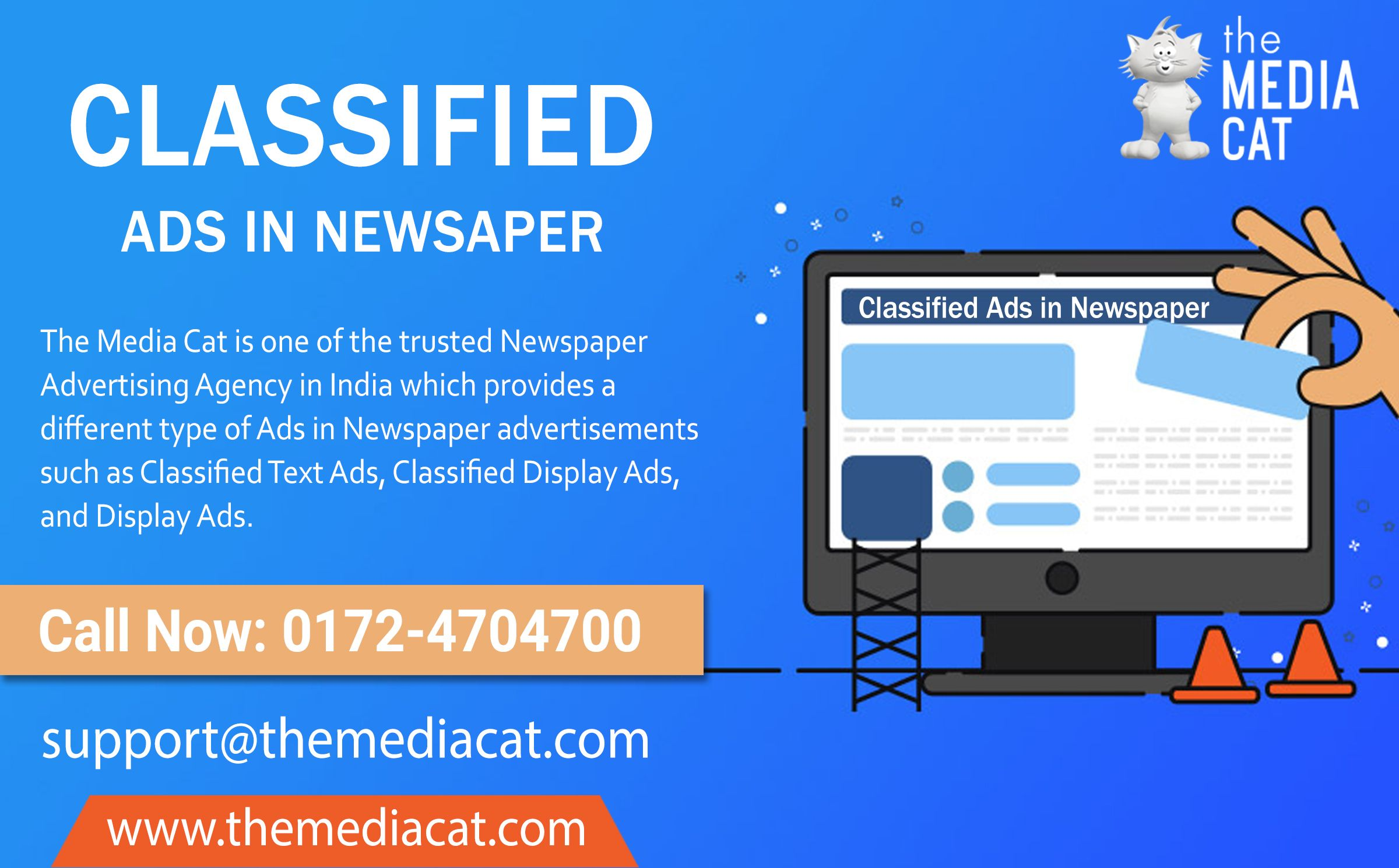 Classified Ads playing a dominant role in the history of