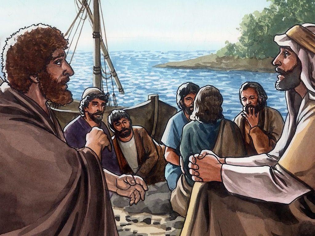 John 2117 tells us that Peter was hurt because Jesus
