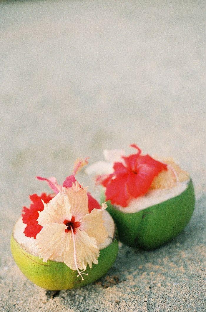 Coconut drinks Fiji Style
