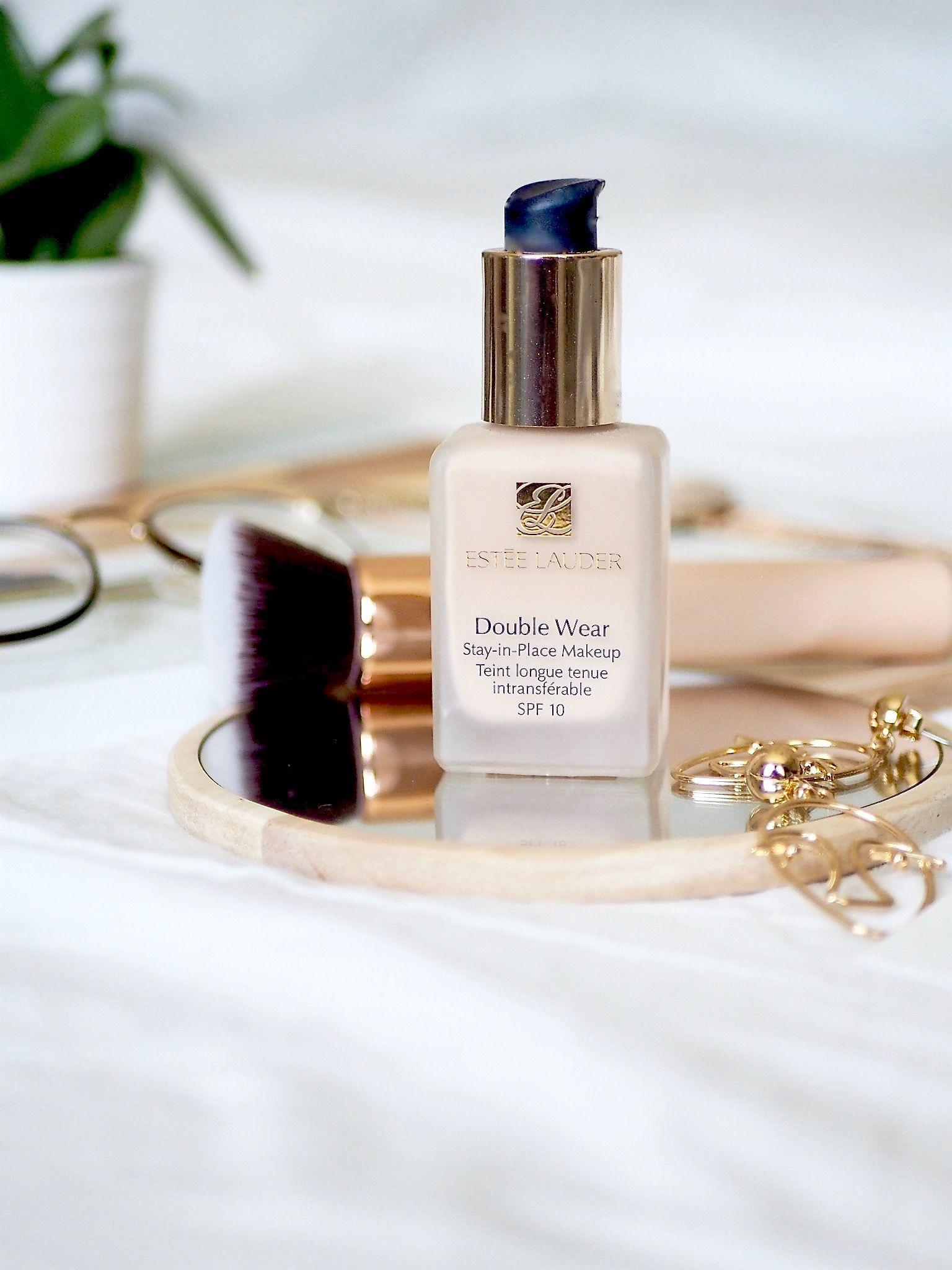 Estee Lauder Double Wear StayinPlace Makeup Review (2020