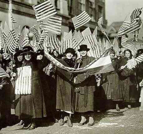 August 26, 1920 ~ Happy birthday, 19th Amendment!!! Respect our ...