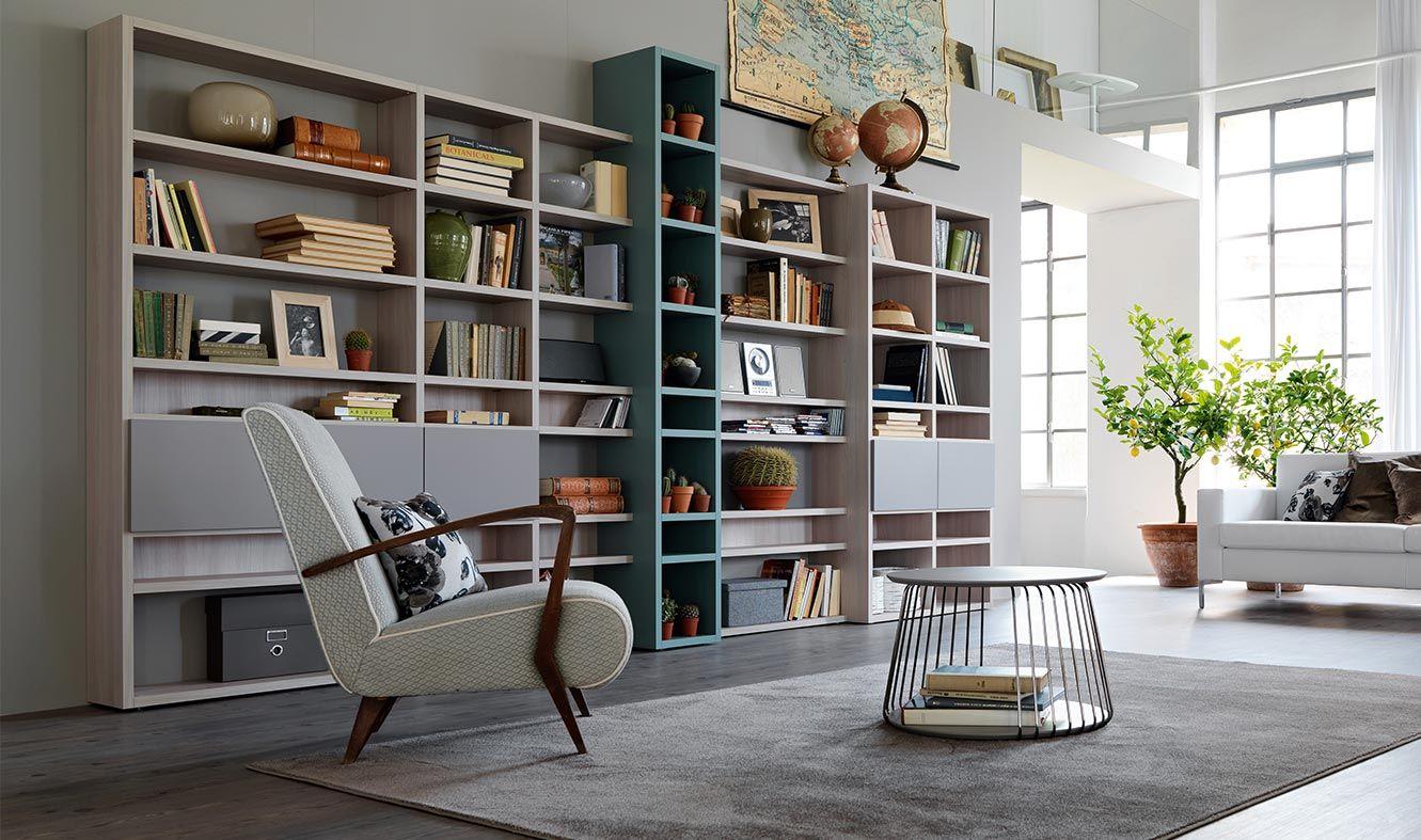 Librerie a parete arredaclick