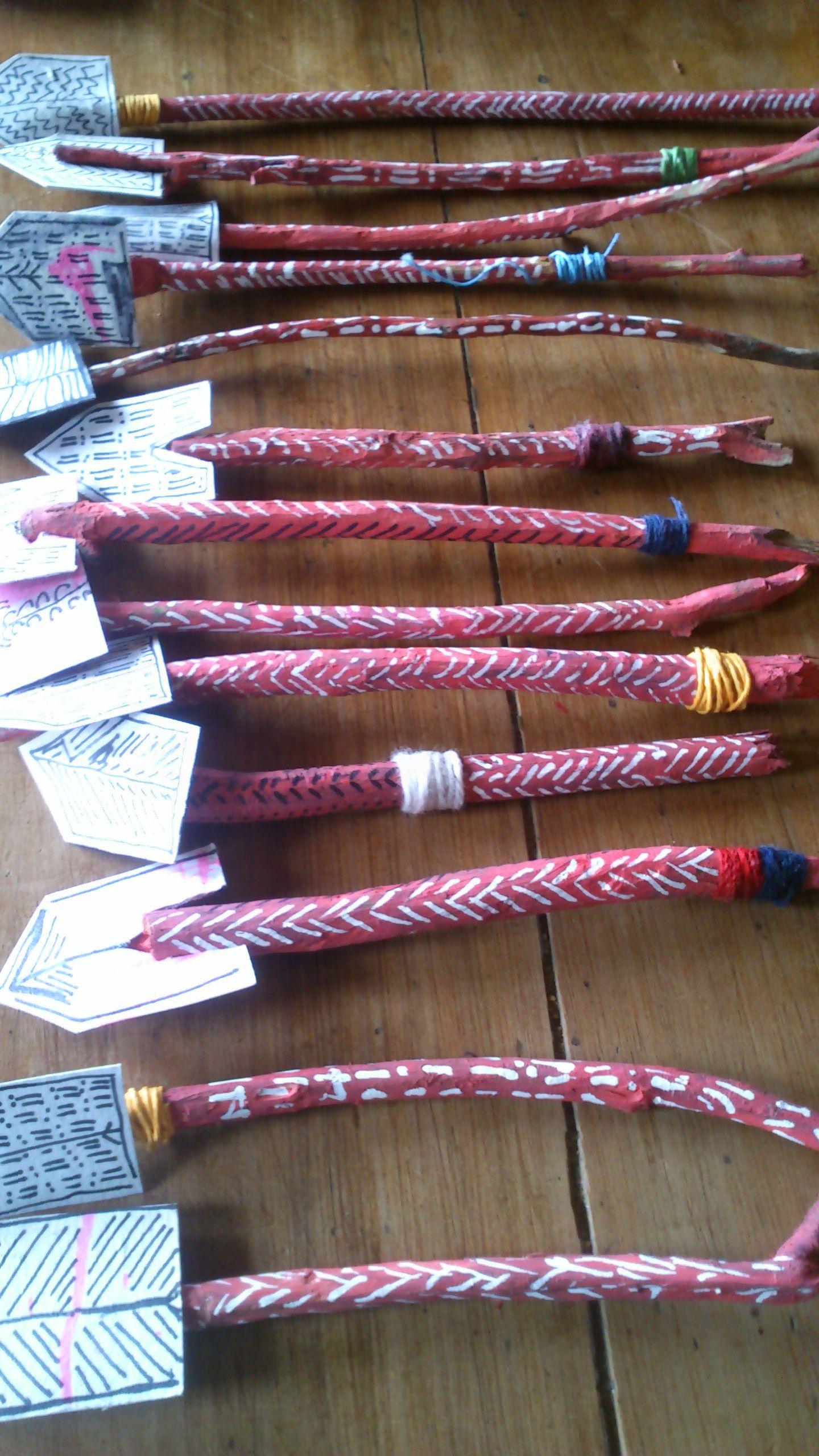 crafty flechas