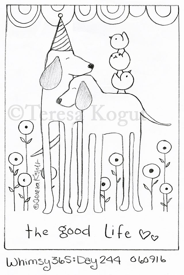 whimsy 365 day 244 060916 | Adult and Children\'s Coloring Pages ...