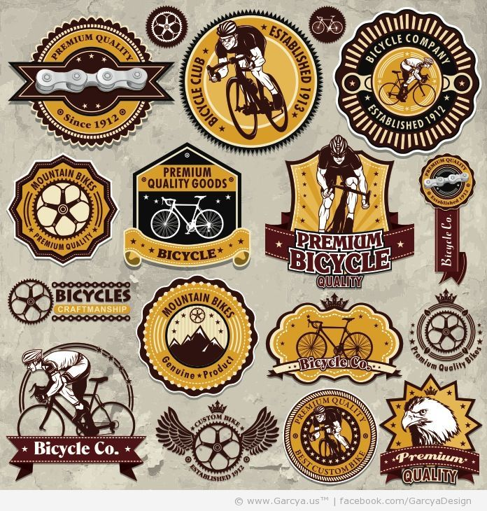 17 Best images about bike logo on Pinterest | Bikes, Bear logo and ...