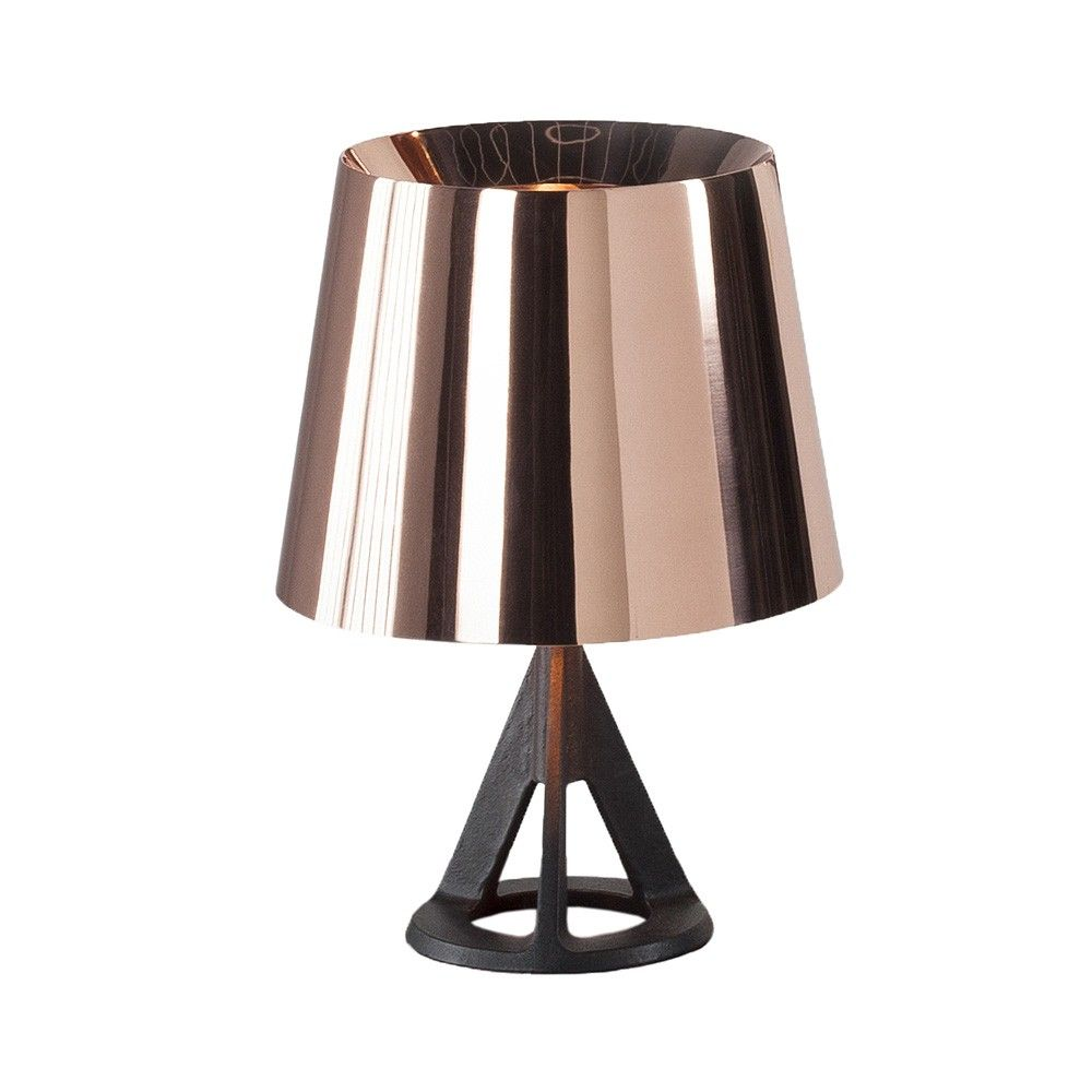 Base Copper Table Lamp Tom Dixon Available At Camerich Los Angeles Copper Table Lamp Copper Table Lamp