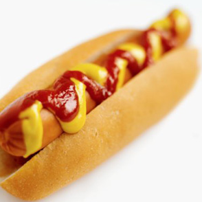 hot dog mustard and ketchup food y7 food ethnic recipes pop art food. Black Bedroom Furniture Sets. Home Design Ideas