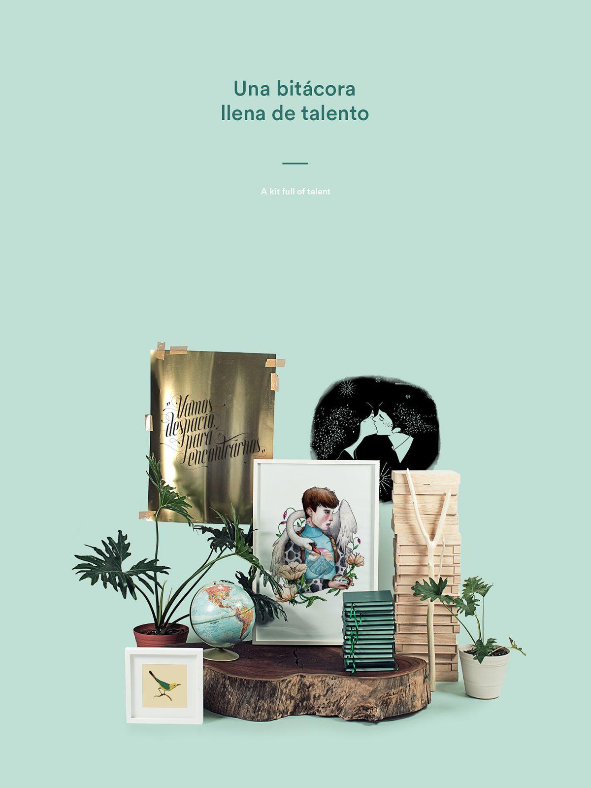 La Bitácora de Viajero - No.2 on Branding Served