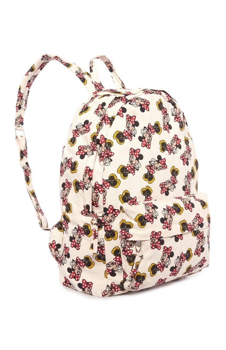 9180e7b8941 Primark - Mini Mouse Backpack