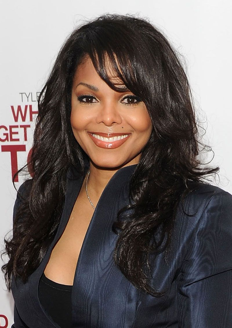 Janet Jackson New Haircut Love It Or Leave It Photos Poll