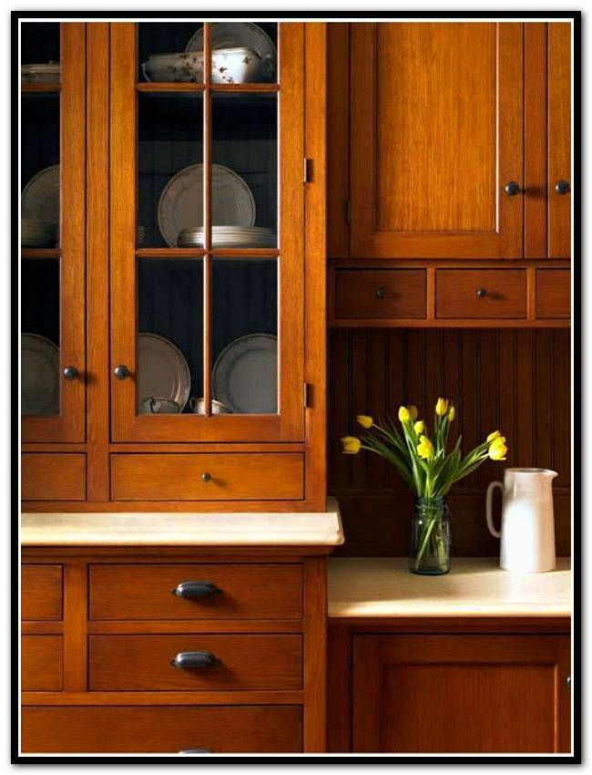 Mission Style Kitchen Cabinets Quarter Sawn Oak | Home ...