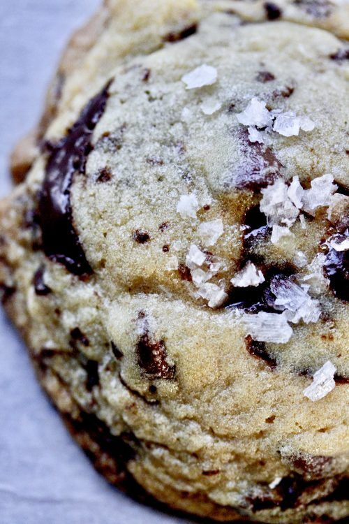 Mary's Chocolate Chip Cookies