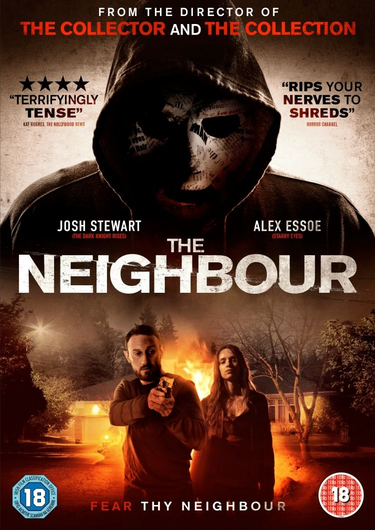 The Neighbour DVD Giveaway Good movies, Movies, Scary movies