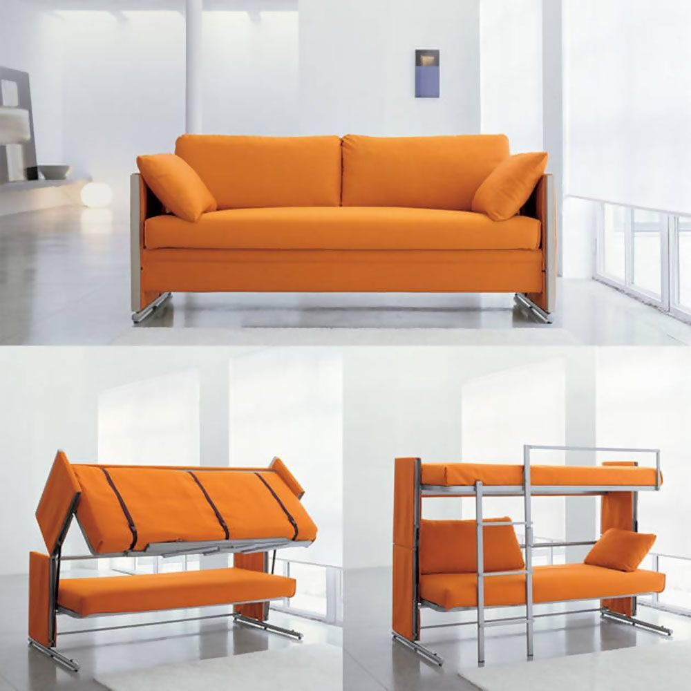 Table-bed (transformer) - furniture for a small apartment