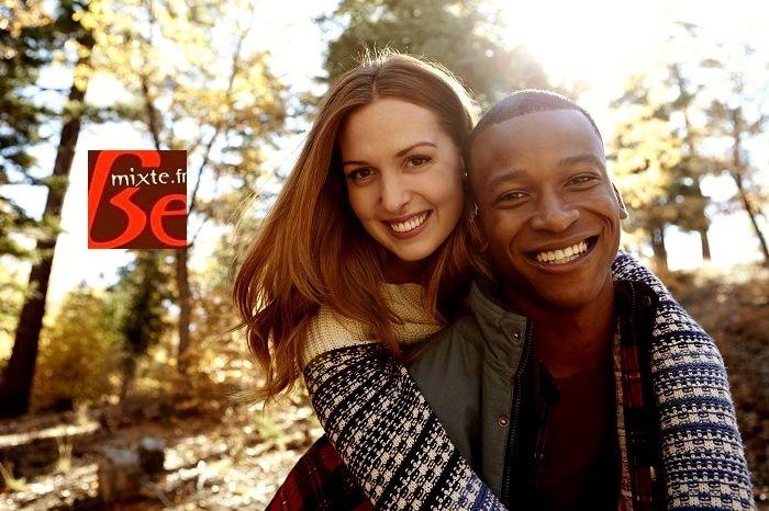 Interracial rencontres homme noir femme blanche