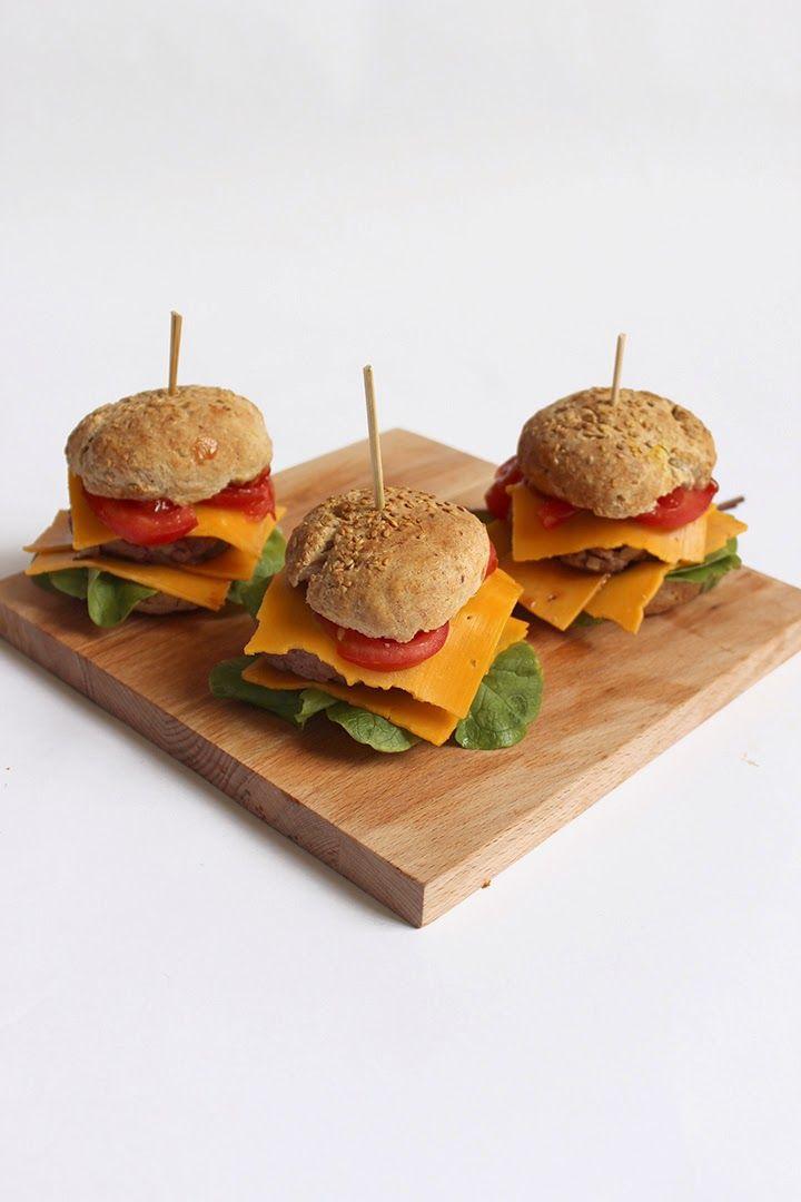 Bonjour Darling - Blog Illustration, Cuisine et DIY Bordeaux: Cheeseburger 100% Maison