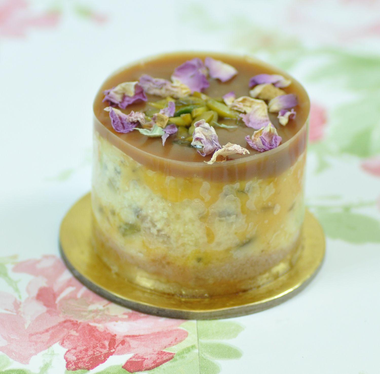 Pistachio Cheesecake تشيز كيك الفستق Food Cake Desserts