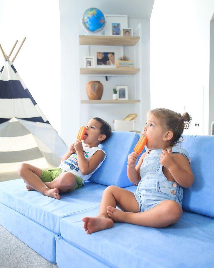 playroom nugget comfort ideas | Toddler playroom, Kids ...