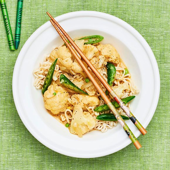 vegetarisk curry recept