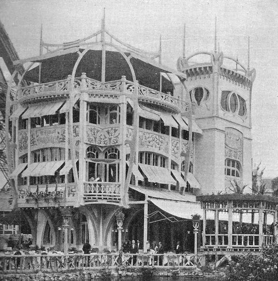 Gustave Eifell Art Nouveau Cerca Con Google Resim