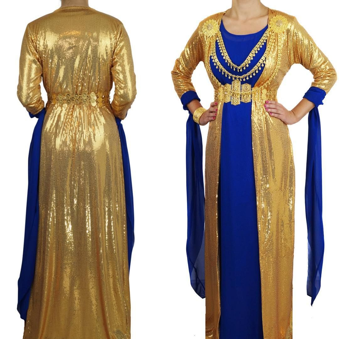 Helbest kurdi evening dress