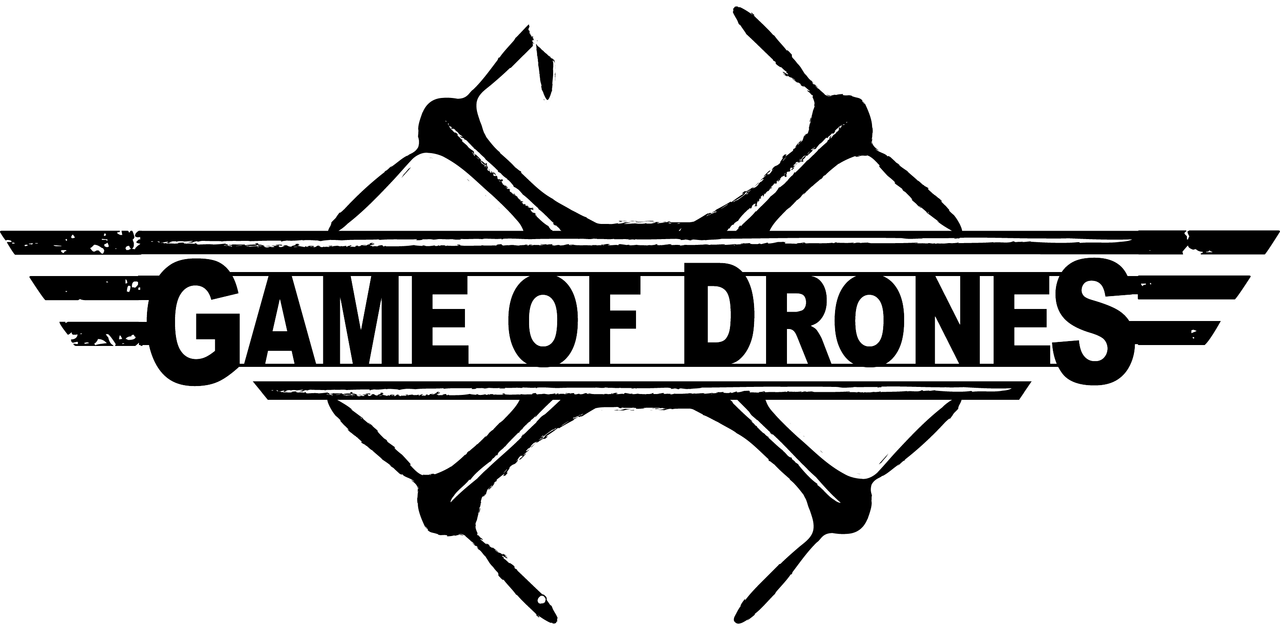 Logo - Game of Drones | Game of Drones - DIY Indestructible UAV\'s ...