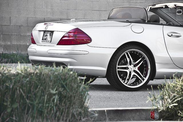mercedes sl500 roderick rw2 wheels 03 mercedes sl500 mercedes mercedes wheels pinterest