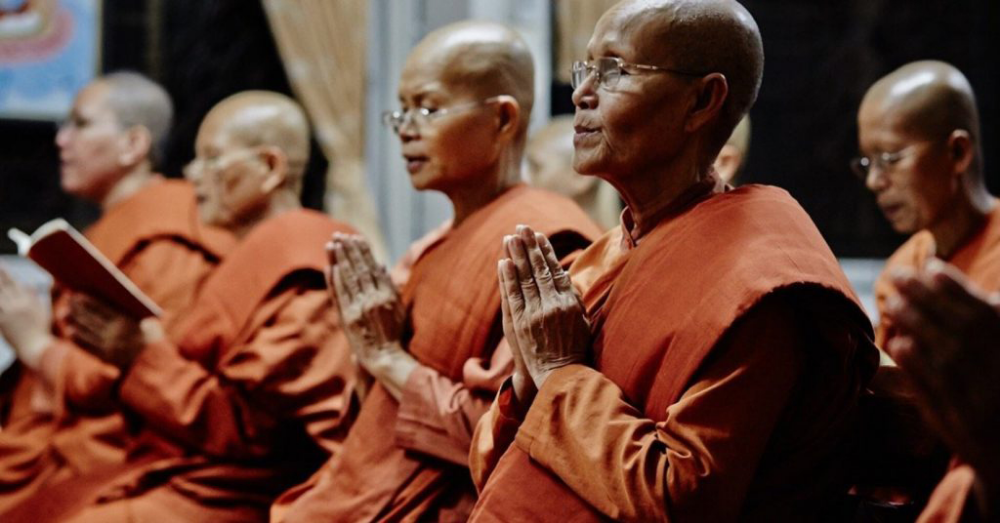 Thailand's 'Renegade' Yet Powerful Buddhist Nuns ...