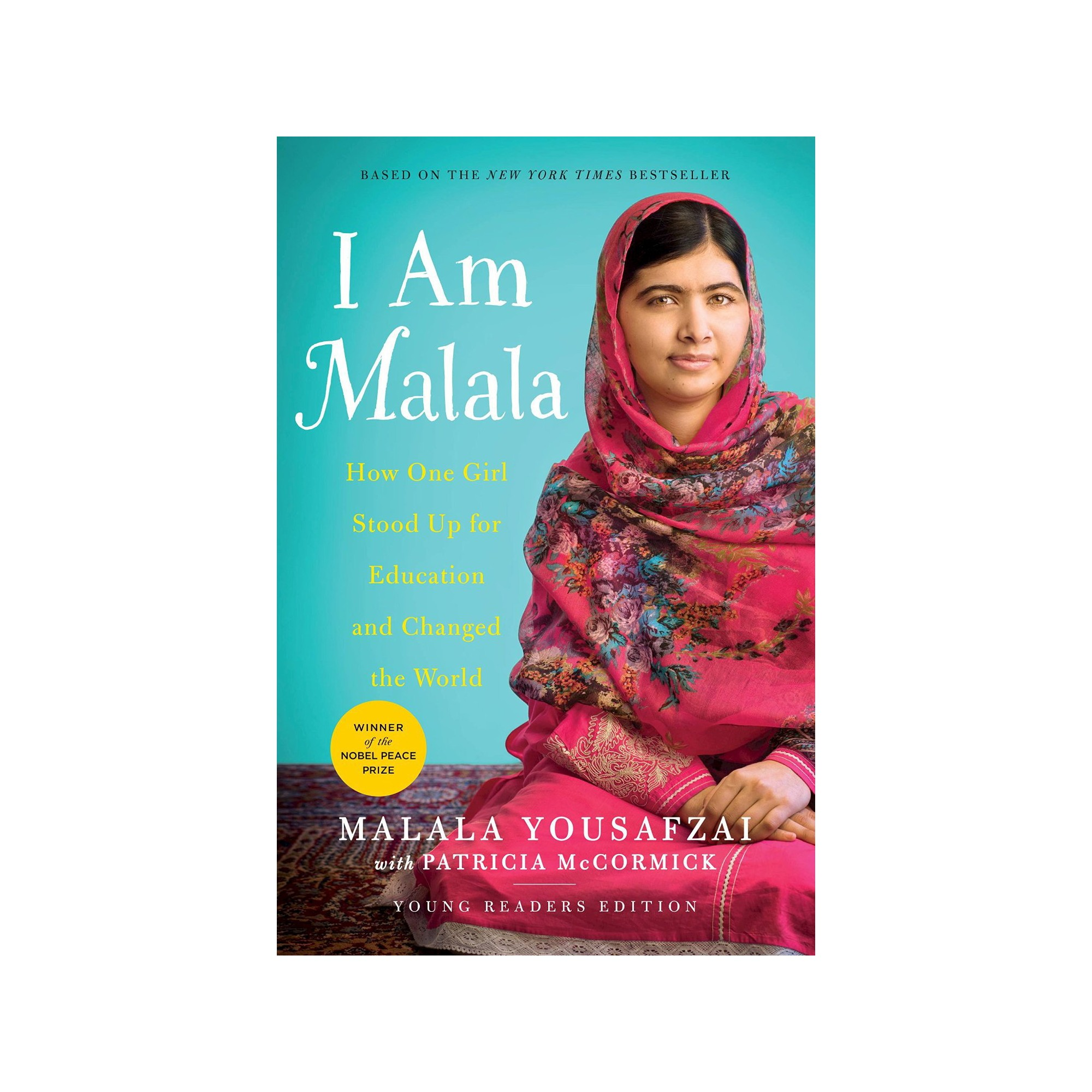 Quotes From I Am Malala I Am Malala Hardcovermalala Yousafzai  Malala Yousafzai And