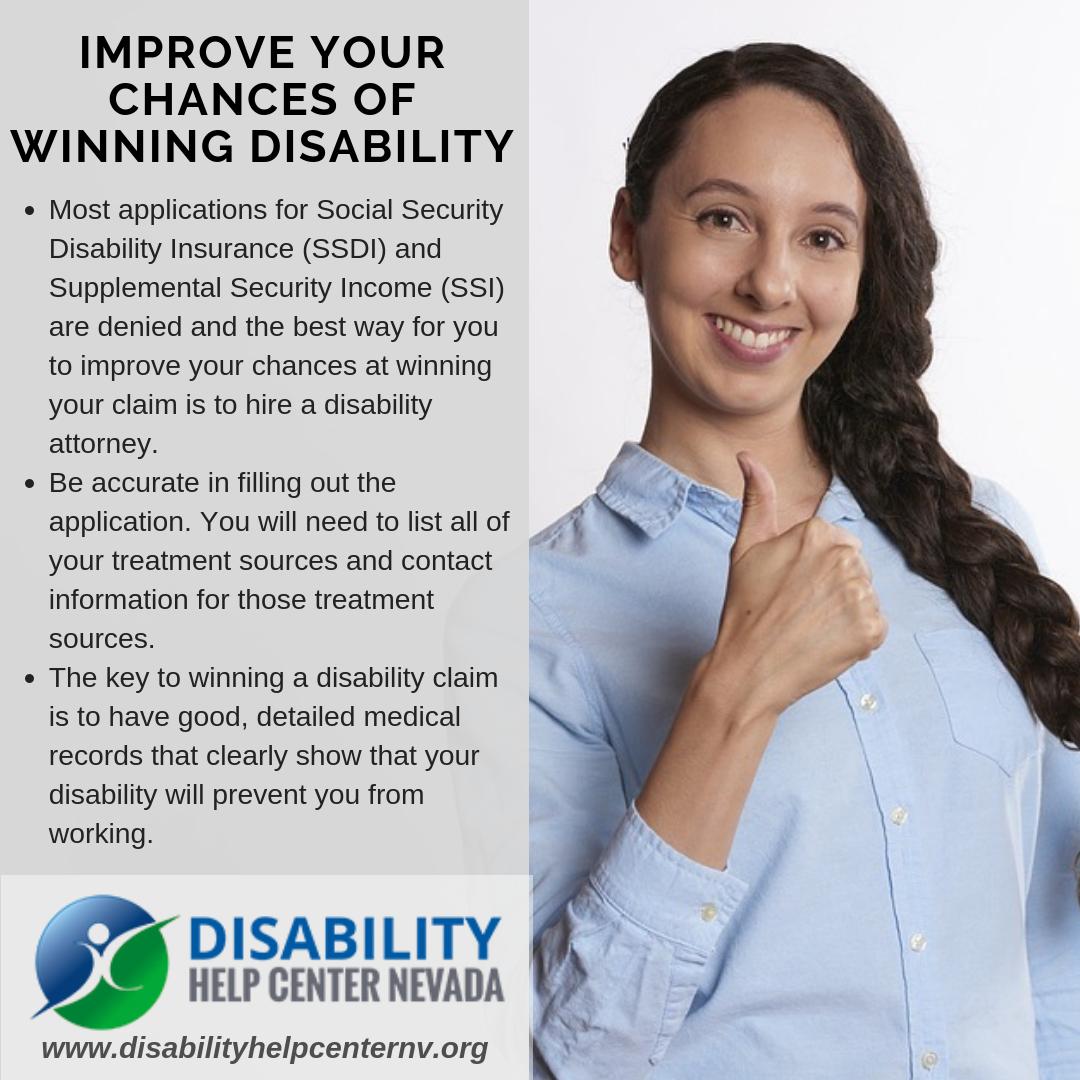 Las Vegas Social Security Benefits Lawyer Disability Help Center