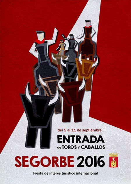 Propuesta concurso cartel Entrada de Segorbe 2016