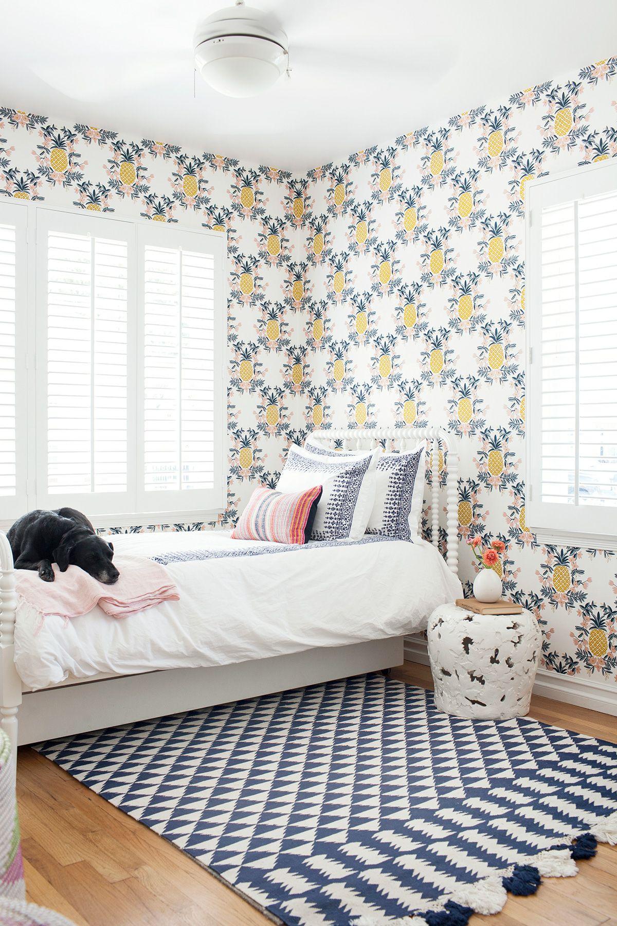 zig cotton Sherrie - kids bedroom - twin bedroom - rug ...