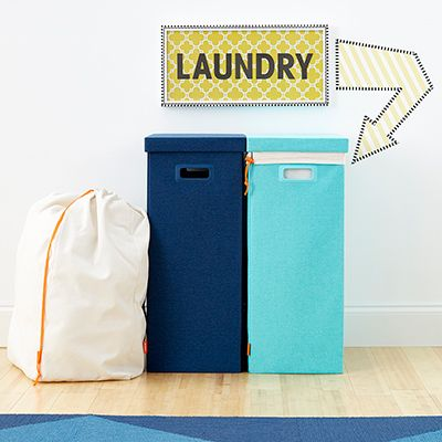 Good Laundry Hampers, Bags, And Baskets Perfect For Your Dorm Part 4